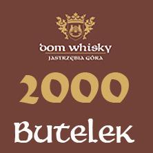 2000 butelek