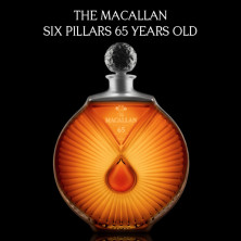 The Macallan Six Pillars 65